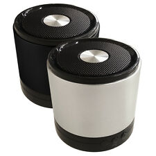 Travel Speaker for All Bluetooth Devices Mobile Phone Tablet Android iOS Windows
