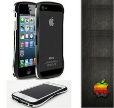 DESIGNER ALUMINIUM METAL BUMPER iPHONE 5 5G CASE COVER FOR APPLE STYLISH FRAME