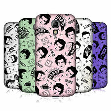 OFFICIAL ONE DIRECTION DOODLE FACE CASE FOR SAMSUNG GALAXY S4 MINI DUOS I9192