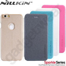 Nillkin Sparkle Series Side Flip Faux Leather & PC Case for Apple iPhone 6