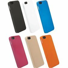 KRUSELL COLORCOVER METALLIC PLASTIC BACK CASE COVER SKIN FOR APPLE IPHONE 5 NEW