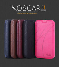 KLD OSCAR II 2 THIN FLIP LEATHER CASE COVER FOR SAMSUNG GALAXY S4 SIV i9500