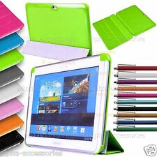 Ultra Slim Smart Leather Stand Case Samsung Galaxy Tab 2 10.1 P5113 P5110 P5100