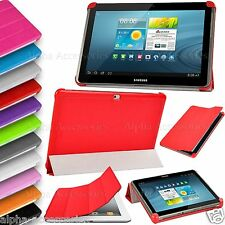 "Ultra Slim Leather Smart Stand Case Samsung Galaxy TAB 3 10.1"" P5200 P5210 P5220"