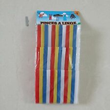 Clothes Plastic Pegs  ideal for hanging clothes on washing lines
