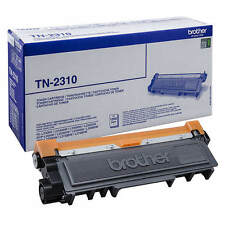 GENUINE BROTHER TN-2310 / TN2310 BLACK LASER TONER CARTRIDGE