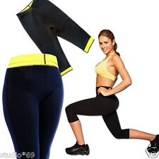 HOT SHAPERS WOMEN TRAINING TROUSERS YOGA FITNESS JOGGING RUNNING JOG SIZE 8 14