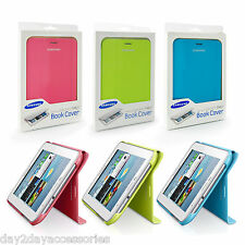 Genuine Samsung Galaxy Tab 2 7.0 Book Cover P3100 Tablet Stand Flip Case P3110