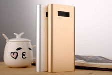 Backup 20000mah Power Bank External Battery Charger LED for Samsung iphone  HTC