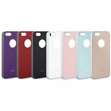 GENUINE Moshi iGlaze XT Slim Fit Snap On Back Hard Shell Case For iPhone 5 5S