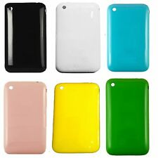 No Logo Blank Replacement iPhone 3G & 3GS Housing Rear Battery Cover B