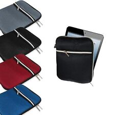 Universal Padded Zipper Sleeve Pouch Bag Case Cover for Tablet Up To 8