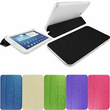New Variety Side Flip Tri Fold Stand Case Cover For Samsung Galaxy Tab