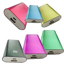 5200MaH USB PORTABLE POWER BANK BATTERY CHARGER FOR APPLE iPHONE 5 5C