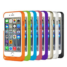 Portable External Battery Case Charger Charging Cover Backup For iPhon