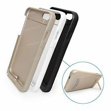 4800mAh External Battery Case Power Charger Charging Cover For iPhone