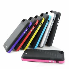 2600MAH PORTABLE EXTERNAL BATTERY CHARGER BACKUP CASE POWER BANK FOR I