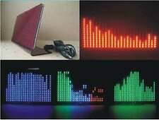 24*16 LED Audio digital Level music display Spectrum Analyzer Verstärker DJ KTV