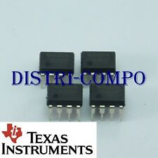TL051CP Ampli OP JFET faible bruit DIP-8 Texas (lot de 4 ou 10)