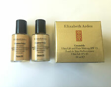 ELIZABETH ARDEN FLAWLESS FINISH FOUNDATION / CERAMIDE ULTRA LIFT AND FIRM MAKEUP