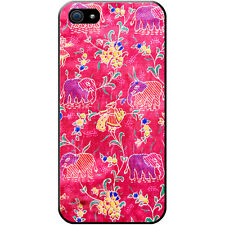 Indian Elephants Hard Case For Apple iPhone 5 / 5s