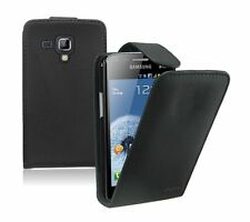Leather Mobile Phone Accessory For Samsung Galaxy S Duos 2 GT-S7582 -