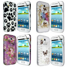 STYLISH PRINTED CASE COVER FOR SAMSUNG GALAXY GRAND DUOS i9080 i9082+S
