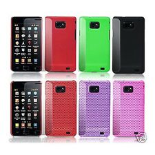 phone case cover for samsung galaxy s2 i9100 hard hybrid free screen p