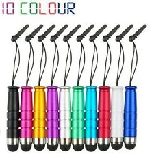 10x UNIVERSAL CAPACITIVE MINI TOUCH SCREEN STYLUS FOR VARIOUS iPAD ALL