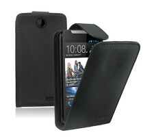 Leather Flip Case Cover Pouch for Mobile Phone HTC Desire 310 / +2 PRO