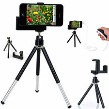 Universal Mini Tripod Stand Holder For Mobile Phone Handsfree iPhone 4