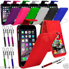 """PU Leather Flip Mobile Phone Case Cover For Apple iPhone 6 4.7"""" And St"""