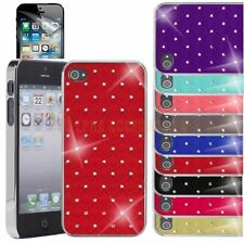 Chrome Design Luxury Bling Diamond Case Cover Skin For New iPhone 5, 5