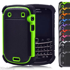 Shock Proof Case Cover For BlackBerry Bold 9900 & 9930 + Screen Protec