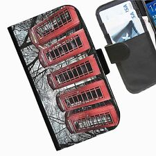 London  Leather wallet personalised phone case for Nokia Lumia 920 800