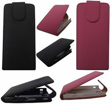 Flip Leather Case Cover Pouch for Sony Ericsson Xperia U ST25i