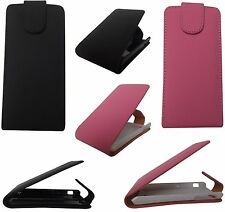 Flip Leather Case Cover Pouch for Sony Ericsson Xperia J ST26i