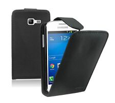 Leather Flip Case Cover Pouch for Samsung Galaxy Star Pro GT-S7260