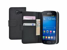 WALLET Leather mobile phone saver for Galaxy Star Pro GT-S7260 S7262 D