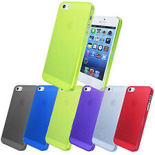 STYLISH ULTRA THIN LIGHT BACK SHELL CASE COVER FOR APPLE iPHONE 5S