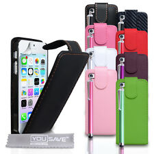 Accessories For The Apple iPhone 5 / 5S PU Leather Flip Case Cover & S