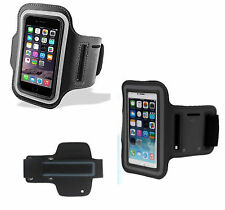 Sports Armband Case Holder for iPhone 6 Plus Gym Running Jogging Arm B