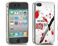Dexter Iphone Case (Fits Iphone 4/4s, 5c, 5/5s)