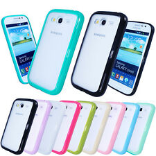 NEW GLOSSY SILICONE CASE COVER FOR SAMSUNG GALAXY GRAND DUOS i9080 i90