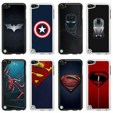 Marvel Avengers DC Superheroes Case for Apple iPod Touch 4th 5th Gener