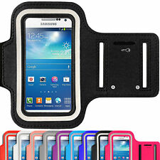 Sport Jogging Arm Band Velcro Gym Running For Apple iPhone 5 5s 5c S4