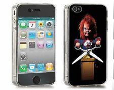 Chucky Iphone Case (Fits Iphone 4/4s, 5c, 5/5s) Scissors