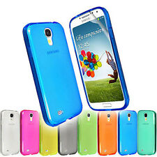 FROSTED MATTE TRANSPARENT CASE COVER FOR SAMSUNG GALAXY S4 IV i9500+SC