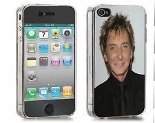 Barry Manilow Iphone Case (Fits Iphone 4/4s, 5c, 5/5s) Music