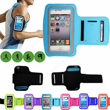 Sports Armband Case Holder for iPhone Gym Running Jogging Arm Band Str